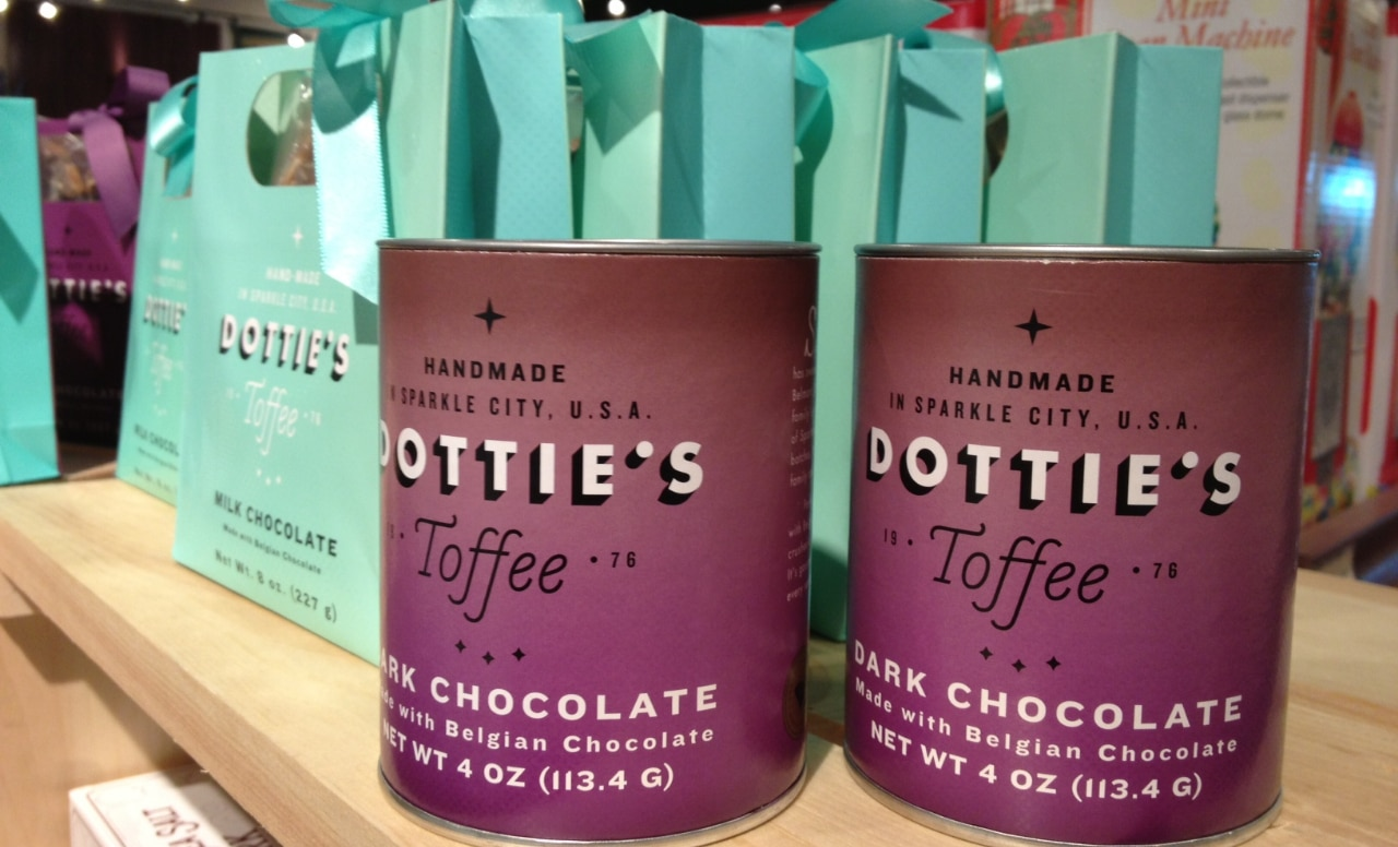 Dottie's Toffee