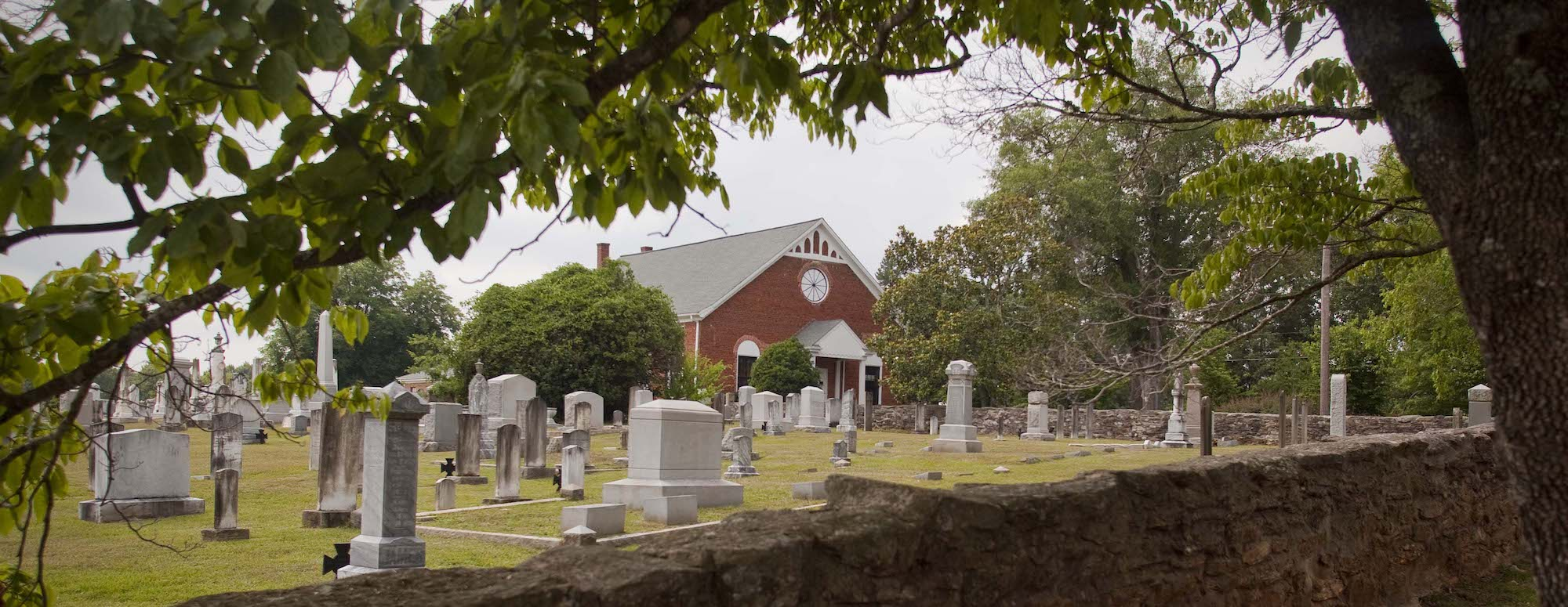 Local Cemeteries: Two-and-a-Half Centuries of History