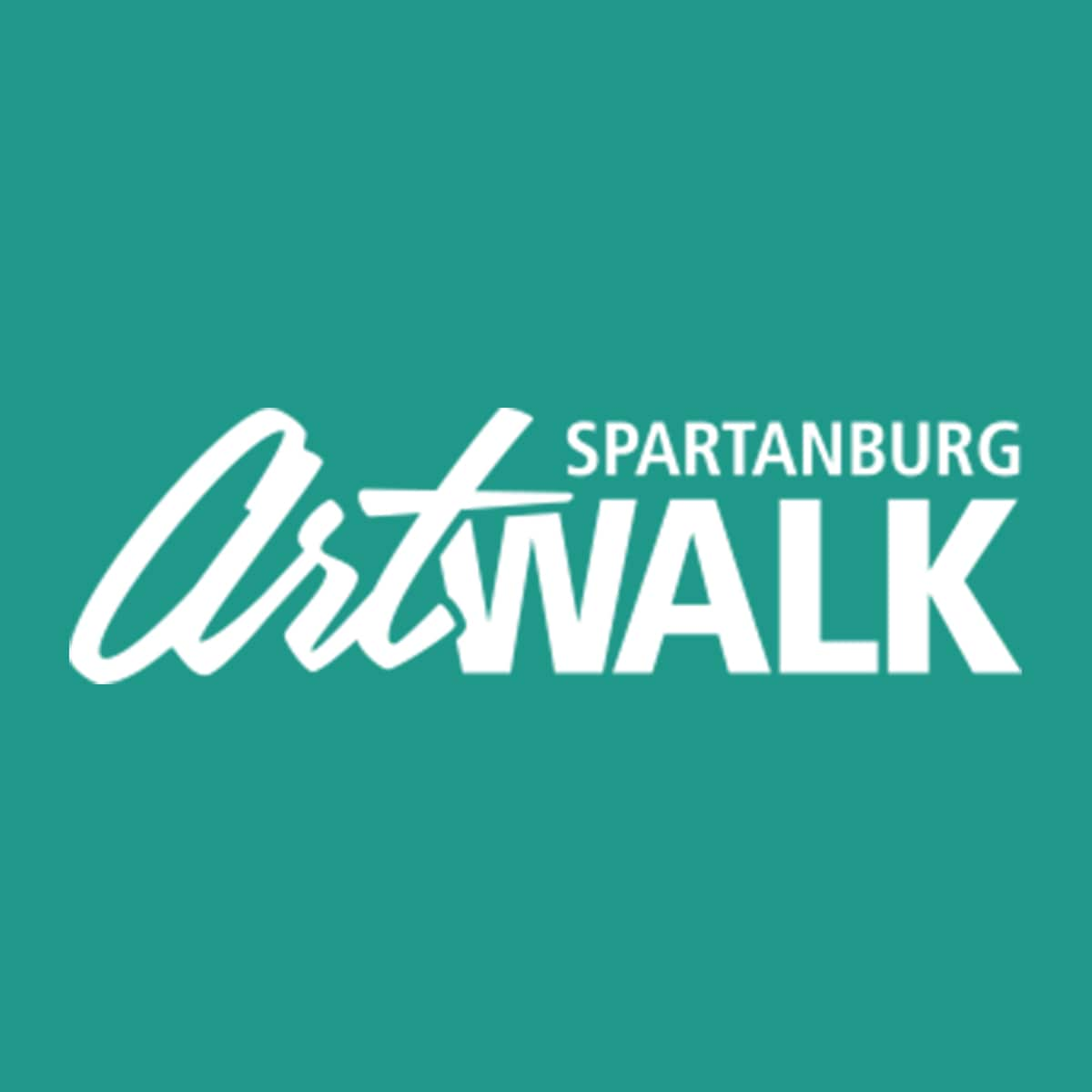 spartanburg artwalk logo