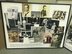 collage of photos from the wofford college archives
