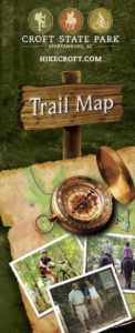spartanburg croft state park trail map