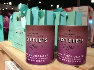 dottie's toffee packaging