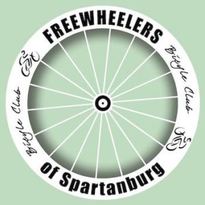 freewheelers of spartanburg logo