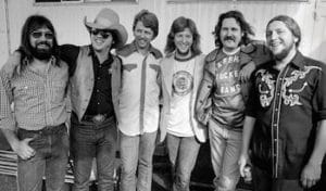 group shot of the marshall tucker band