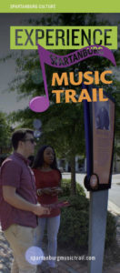 spartanburg music trail map