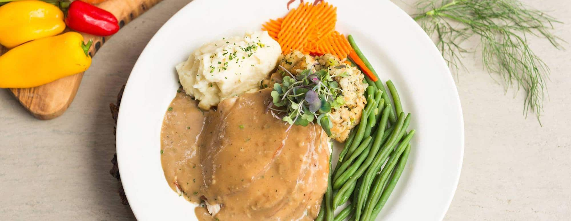6 Places to Enjoy Thanksgiving Dinner in Spartanburg