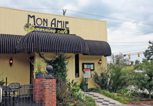 mon amie, a french-inspired cafe in spartanburg