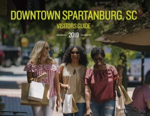 2019 Downtown Spartanburg Visitor's Guide