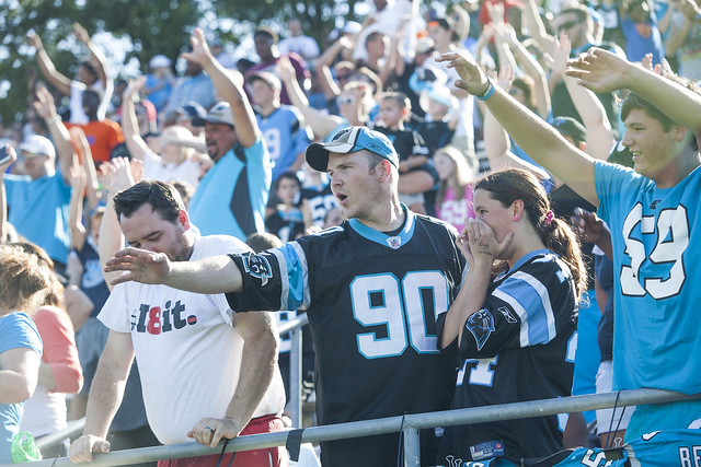 Top 5s: Your 2019 Carolina Panthers Training Camp Fan Guide