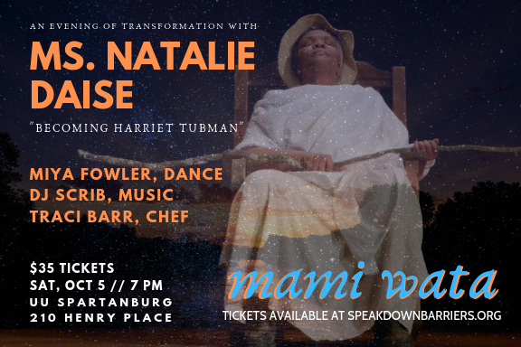 Mami Wata: An Evening of Transformation