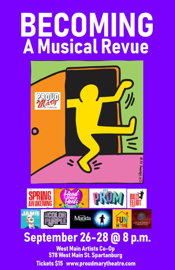 BECOMING A Musical Revue