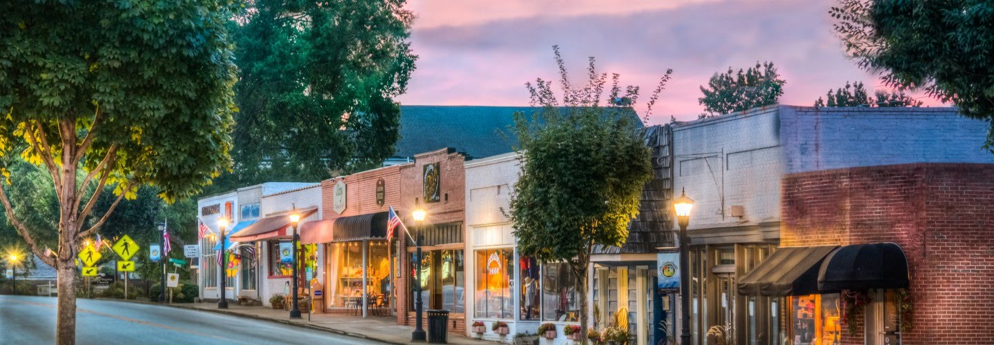 Small Town Charm Around Spartanburg County