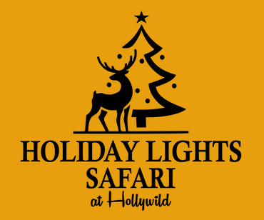 Holiday Lights Safari at Hollywild