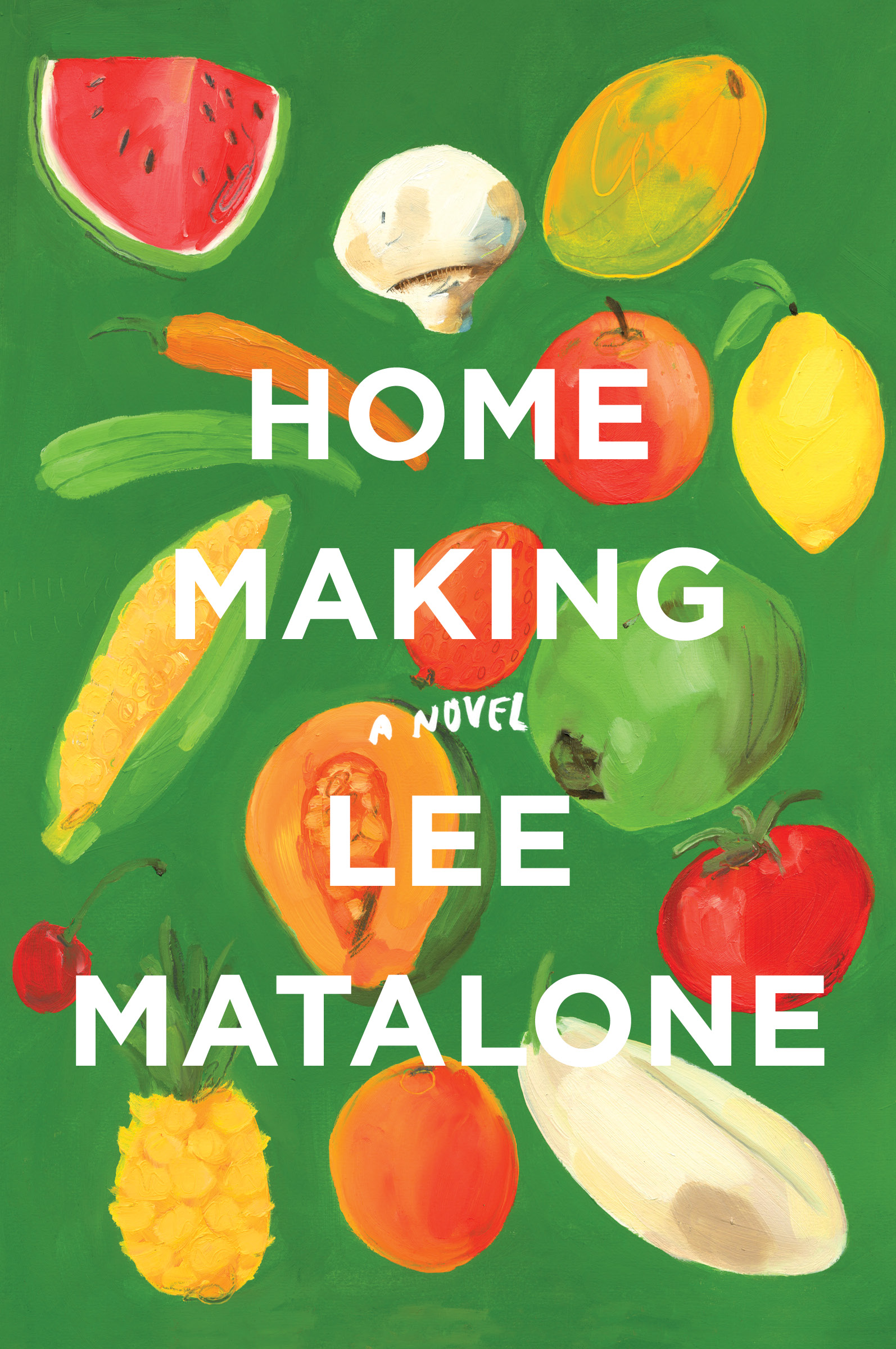 Homemaking by Lee Matalone | Book Launch
