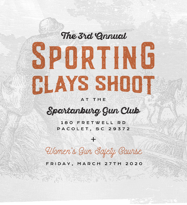 3rd Annual Sporting Clays Tournament