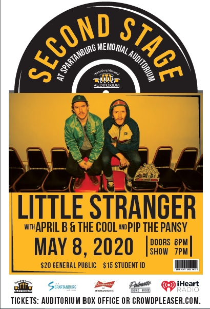 Little Stranger from Second Stage @ SMA