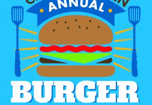 Cribb's Annual Burger Cook-Off