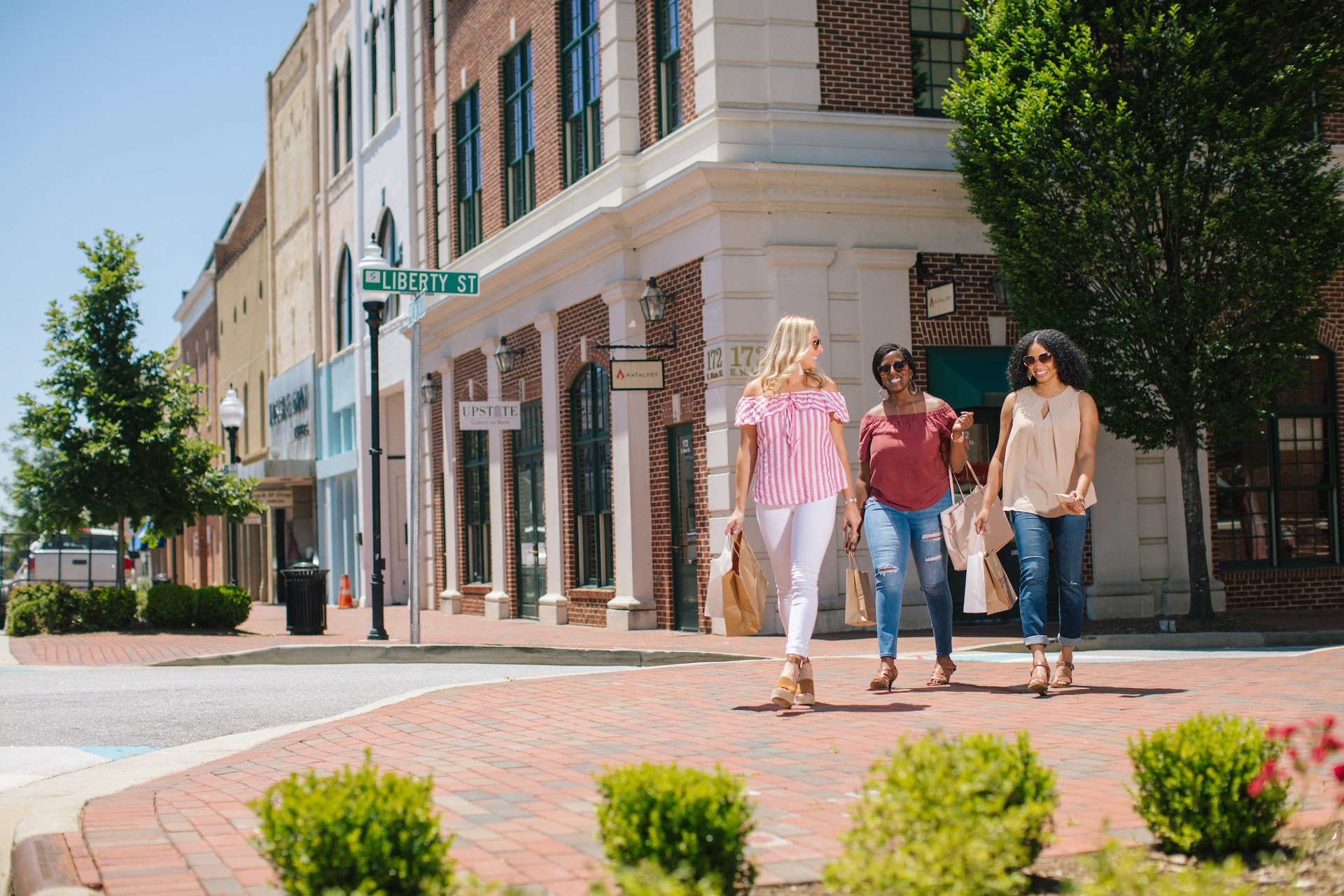 Your Overnight Getaway to Spartanburg