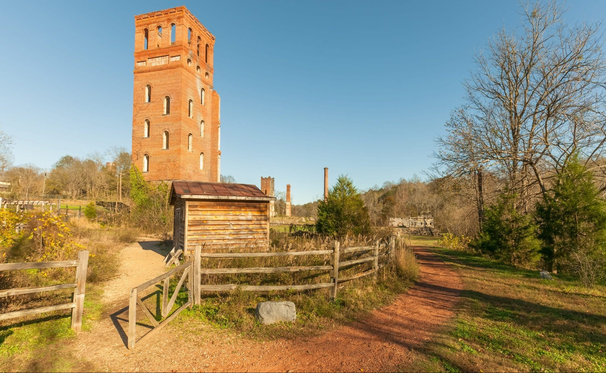 Discover the Mills of Spartanburg